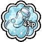Ice Snow Jar Stamp