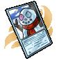 Snowdune Trading Card
