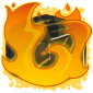 Fire Ice Cube