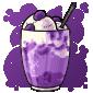 Grape Snowda Float