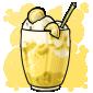 Lemon Snowda Float