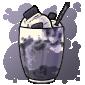 Liquorice Snowda Float