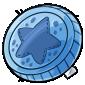 Blue Token Plushie
