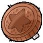 Bronze Token Plushie