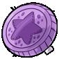 Purple Token Plushie