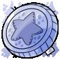 Platinum Token Plushie