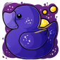 SPACE DUCKY