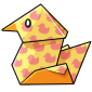 Origami Ducky