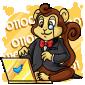 Fancy Code Monkey