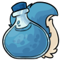 Blue Wulfer Morphing Potion