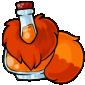 Orange Audril Morphing Potion