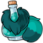 Bluegreen Audril Morphing Potion