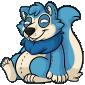 Blue Wulfer Plushie