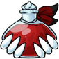 Red Traptur Morphing Potion