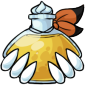 Yellow Traptur Morphing Potion