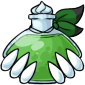 Green Traptur Morphing Potion