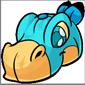 Blue Traptur Hat