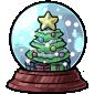 Christmas 2010 Snowglobe