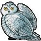 Snow Owl Plushie