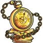 Gold Daily Login Trophy
