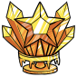 Gold Account Trophy