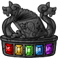 Stone Book Quest Trophy