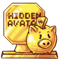 Hidden Avatar Requester Trophy