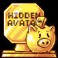 Hidden Avatar Trophy
